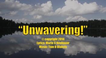 Unwavering!