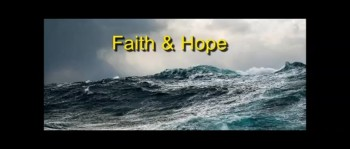 Faith & Hope - Guest Speaker - Ron Fulton Jr.