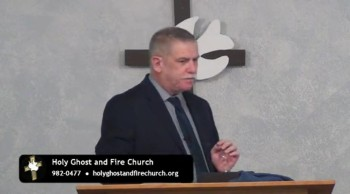 Holy Ghost Fire Church Broadcast 0608