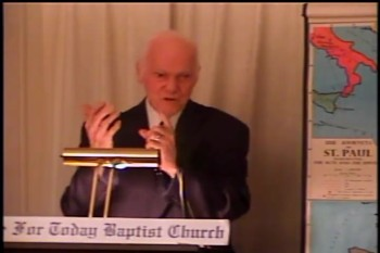 Part 2 -- A People Called For His Name   –  Acts 15:13-16  - BFTBC Midweek Service  – Pastor D. A. Waite