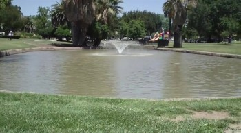 Fountain at Park
