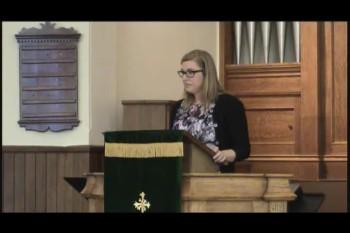 I AM WHO I AM, by Rev. Thyra VanKeeken