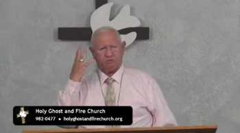 Holy Ghost Fire Church Broadcast 06-15