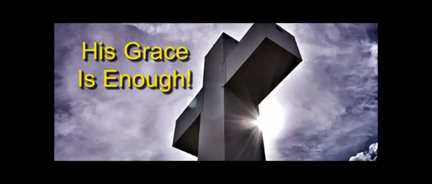 His Grace Is Enough - Randy Winemiller