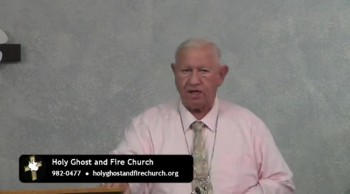 Holy Ghost Fire Church 06-17