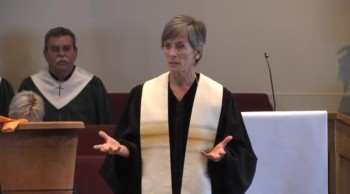 May 31, 2015 Rev. Linda Evans