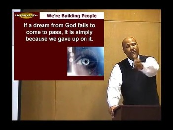 Nothing Can Stop God's Dream