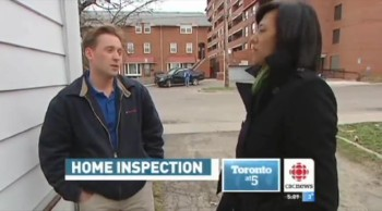 News Interview with Allmax Home Inspections