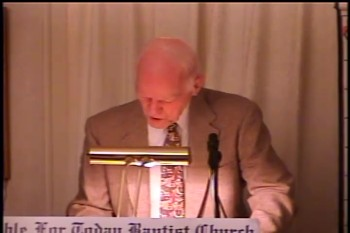 Part 1 -- A Tabernacle For David  –  Acts 15:16-20  - BFTBC Midweek Service  – Pastor D. A. Waite
