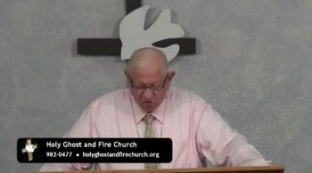 Holy Ghost Fire Church 06-19