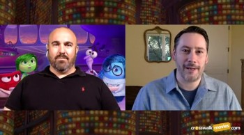 "CrosswalkMovies.com: Pixar's ""Inside Out"" Video Movie Review"