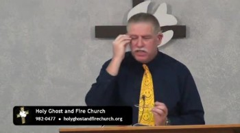 Holy Ghost Fire Church Broadcast 06-22