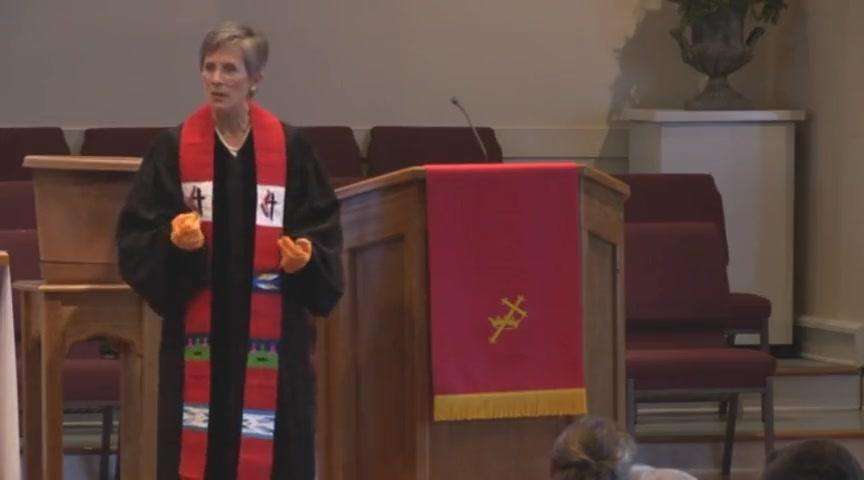 June 21, 2015  Rev. Linda Evans