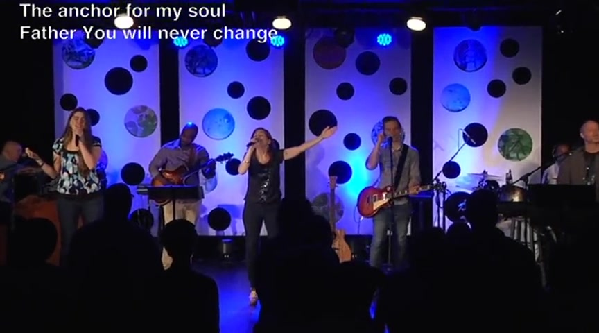 The 'Anchor' For My Soul - New Worship From Bart+Tricia