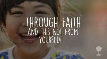 Grace (LA-DE-DA) Ephesians 2:8