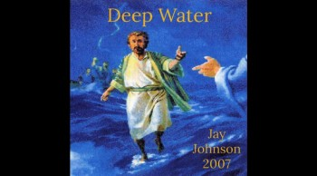 Power of the Lord by Jay Johnson- (CD) Deep Water