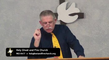 Holy Ghost Fire Church Broadcast 06-26
