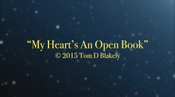 My Heart's An Open Book