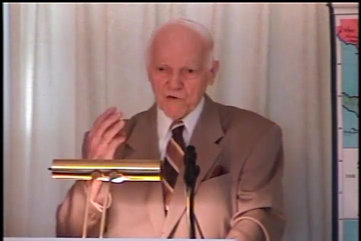 Part 2 -- Comfort of the Scriptures   –  Romans 15:3-6 –  Pastor D. A. Waite – BFTBC