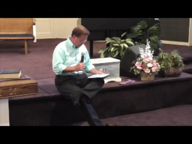 Sermon in a Box for June 28, 2015
