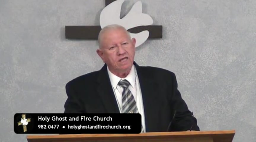 Holy Ghost Fire Church Broadcast 06-30