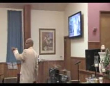 Senior Pastor Dr. Larry Manley@ House of Destiny Int. Ministries When I Become