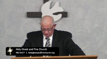 Holy Ghost Fire Church Broadcast