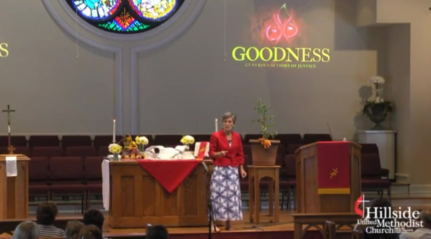 July 5, 2015 Rev. Linda Evans