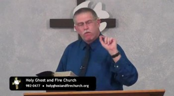 Holy Ghost Fire Church Broadcast 07-08