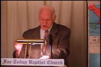 Part 1 -- Troubled Souls  –  Acts 15:24-32  - BFTBC Midweek Service  – Pastor D. A. Waite