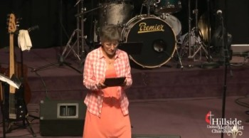 July 12, 2015 Rev. Linda Evans