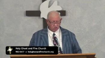 Holy Ghost Fire Church Broadcast 07-15