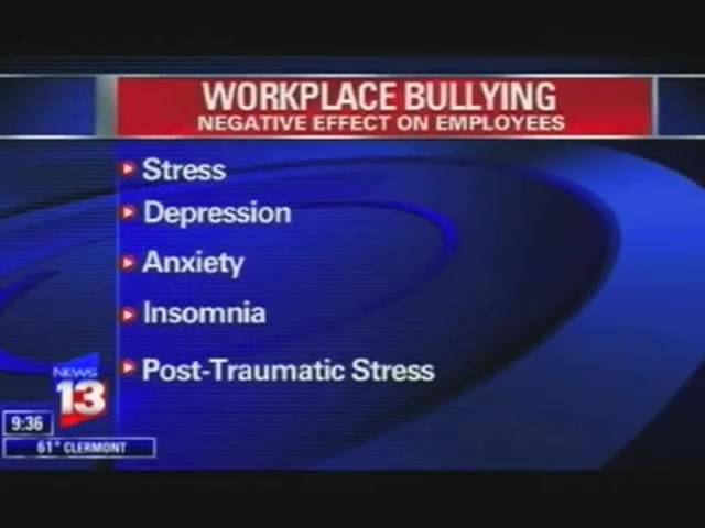 Orlando Christian Counseling Workplace Bullying & Tips