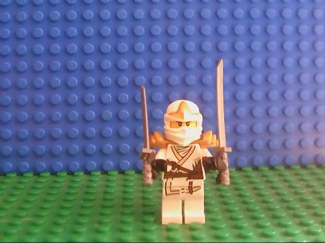 Lego Zane(ninjago) short