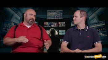 "CrosswalkMovies.com: Marvel's ""Ant-Man"" Video Movie Review"