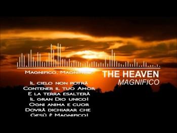 TheHeaven. - Magnìfico Lyrics COVER - (Christine D'Clario)