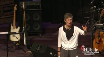 July 19, 2015 Rev. Linda Evans