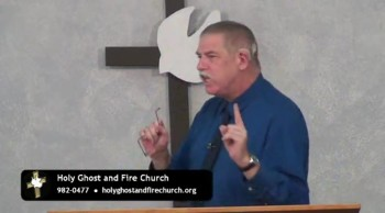 Holy Ghost Fire Church Broadcast 07-20