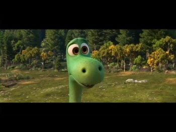 "CrosswalkMovies.com: Pixar's ""The Good Dinosaur"" NEW!!! Official Trailer"