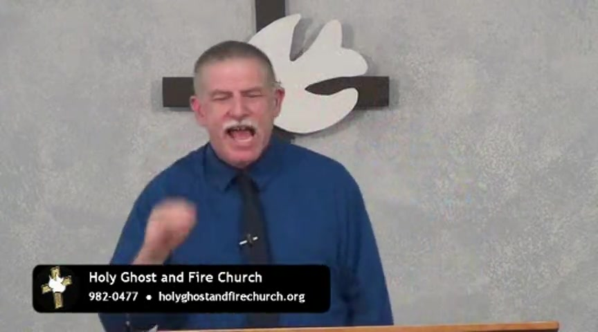 Holy Ghost Fire Church Broadcast 07-22