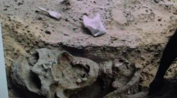 """Giants Skeletons Found In Rwanda"""