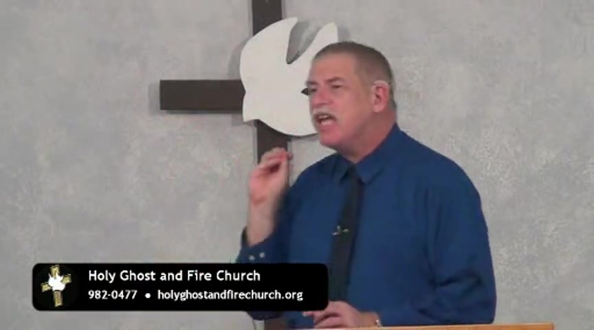 Holy Ghost Fire Church Broadcast 07-24