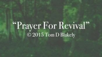 Prayer For Revival