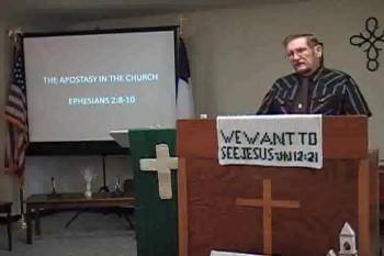 """Apostasy in the Church"""