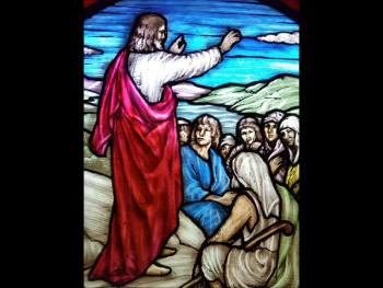 Jesus Carried The Cross