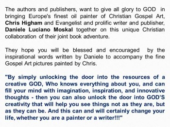 Unlocking the door to God's creativity