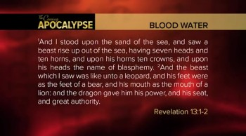 THE COMING APOCALYPSE TV PROGRAM- BLOOD LAKE