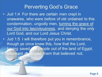 The Truth about God's Grace (Part 3)