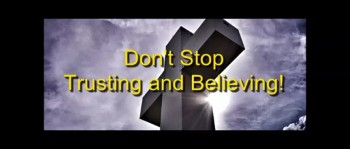 Don't Stop Trusting & Believing - Randy Winemiller
