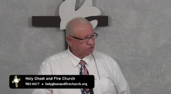 Holy Ghost Fire Church Broadcast 07-29